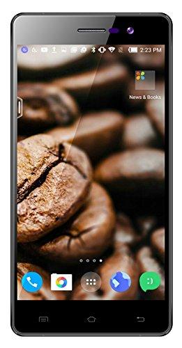 "Swipe Virtue 5""HD, 2GB, 3G, Black"