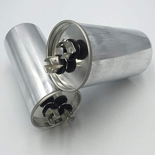 XBaofu, Condensatore di Avvio compressore del condizionatore d'Aria del condensatore del Motore a Corrente alternata CBB65 450VAC 80uF