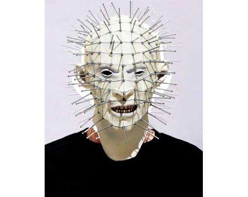 Kostüm Pinhead Hellraiser (Pinhead Hellraiser Maske)
