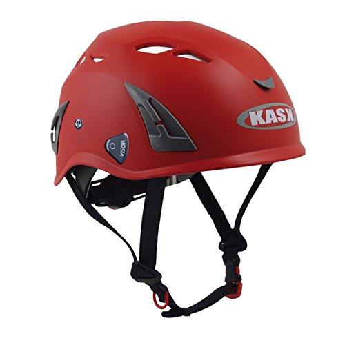 Kask WHE00008-205 - Elmetto Plasma Aq Rosso