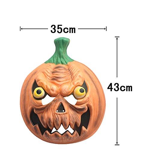 Requisiten/Erwachsene KinderEVAGhost-Maske/Schöne toxische Aktivität von Männern und Frauen Kleid Größe-D (Lebensgroße Animierte Halloween Requisiten)