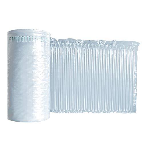 AirBaker Luftsäulenbeutel Verpackungsrollen Luftkissen Verpackungsmaterial für Brille Flasche China Geschirr Schutz Versand Umzug, Height: 35CM, 300M, 1