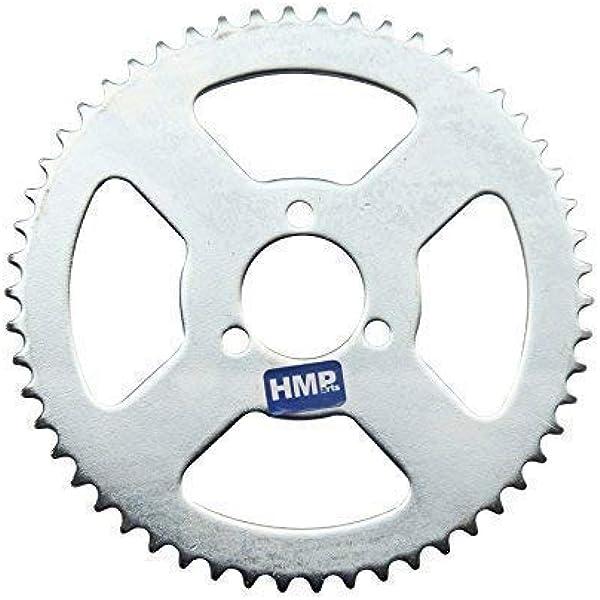 Hmparts Dirt Bike Mini Cross Ritzel 3 Loch 54 Zähne Für 7 Zoll Felgen 35 Auto