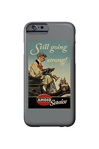 amoco-still-going-strong-vintage-poster-artist-leyendecker-joseph-c-c-1945-iphone-6-cell-phone-case-