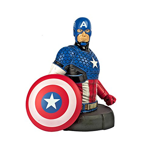 Sherwood Media - Busto Super Heroes Marvel de Capitán América