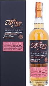 Arran Premium Single Cask 1997 - Sherry Cask Single Malt Whisky by Arran