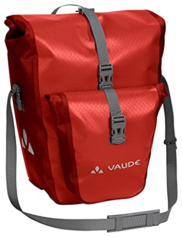 VAUDE Aqua Back Plus Hinterradtasche, Lava, 44 x 33 x 31 cm (Fahrradtaschen Vaude)