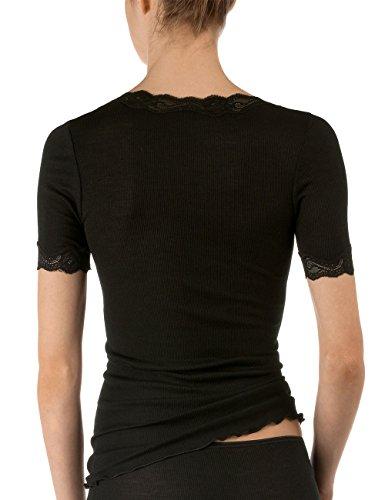 Calida - Unterhemden Richesse Lace, Canotta da donna nero (schwarz 996)