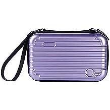 206e4080e Bolsas de maquillaje Bogji, mini bolsa de viaje para cosméticos bolsa de  escobilla portátil neceser