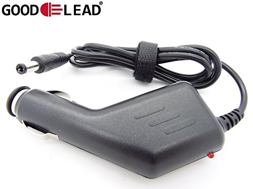 good-lead-12v-car-charger-for-sainsbury-supermarkets-limited-red-7-portable-dvd-player-new
