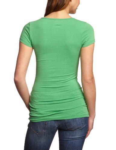 ONLY Damen T-Shirt, 15060053 LIVE LOVE LONG O-NECK SS TOP RPT (Weitere Farben) - 2