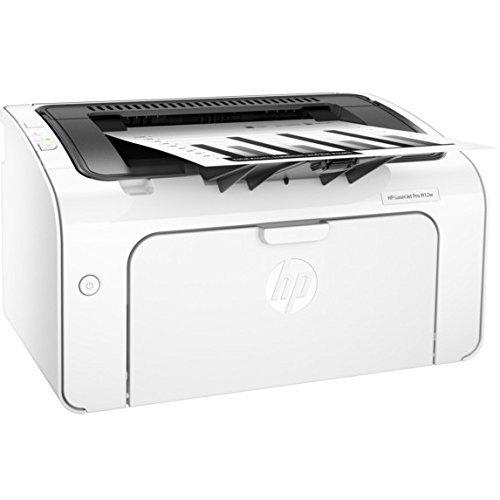 HP LaserJet Pro M12w Imprimante Laser Noir/Blanc (18 ppm, 600x1200ppp, USB, Wifi)
