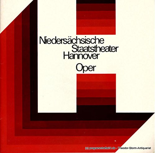 Programmheft Der Troubadour. Oper von Giuseppe verdi. Mittwoch 12. Januar 1977