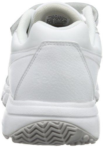 Reebok  WORK N CUSHION KC, Chaussures dathlétisme homme Blanc - Weiß (WHITE)