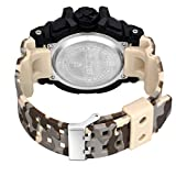 Hala Fashion 1117 Army Multi-Functional Waterproof LED Men's Sports Analogue-Digital Watch for Men