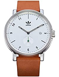 official photos 471a5 9cd90 Adidas Originals District LX2 Watch One Size Silver Black Tan