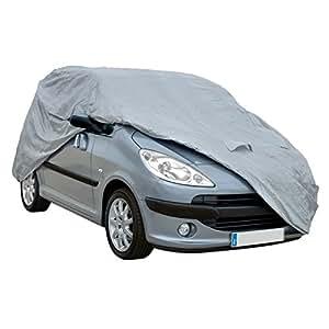 Housse de protection carrosserie extérieure PREMIUM CAR+ 463x173x143cm