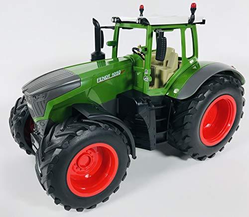 RC Auto kaufen Traktor Bild 5: BUSDUGA RC Ferngesteuerter Traktor FENDT 1050 Vario 1:16 - 2,4Ghz, inkl. Batterien - Sound - RTR (Ready-to-Run) Sofort Spielbereit - Lizenz NACHBAU*