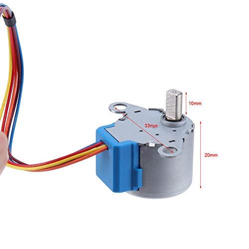 klinkamz 12V GAL12A-BD Motor de Control de Motor Fuera de borda para Galanz Aire Acondicionado