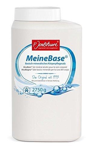 Dr. Jentschura, Sel de Bain Minéral Alcalin 2750 g