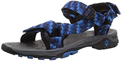 jack wolfskin kids seven seas unisex kinder sport outdoor sandalen jack wolfskin. Black Bedroom Furniture Sets. Home Design Ideas