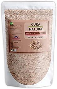 Cura Natura Multani Mitti Powder 100 GR