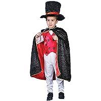 Dress Up America Disfraz de mago De lujo Juego de disfraces para niños