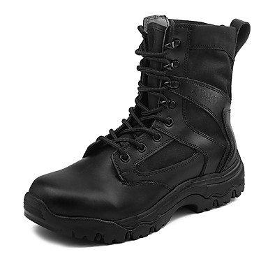 Aemember JR-671 Mountain Bike caccia scarpe scarpe scarpe da trekking Scarpe Casual scarpe alpinista uominisRain-Proof traspirante sollievo dal dolore anti-slittamento,43 41
