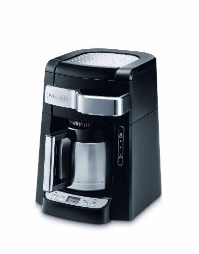10 Cup Drip Coffee Maker (DeLonghi DCF2210TTC 10-Cup Thermal Carafe Drip Coffee Maker, Black by Delonghi)