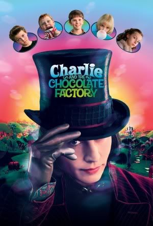 CHARLIE AND THE CHOCOLATE FACTORY - JOHNNY DEPP – Imported