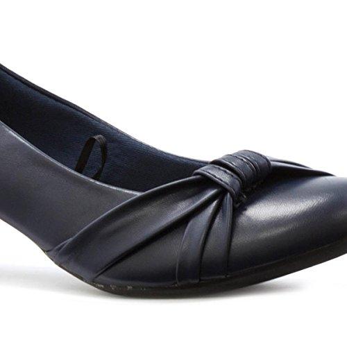Comfort Plus , Escarpins pour femme Bleu