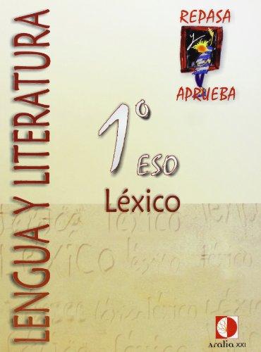 Léxico 1, 1 ESO. Cuaderno