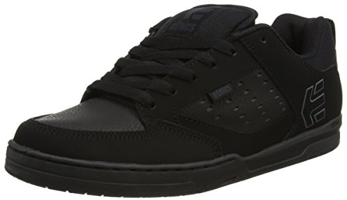 EtniesKartel - Scarpe da Skateboard uomo, Nero (Black Dirty Wash), 44 (9.5 UK)