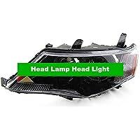 GOWE cabeza lámpara de cabeza luz para Mitsubishi Outlander 2008
