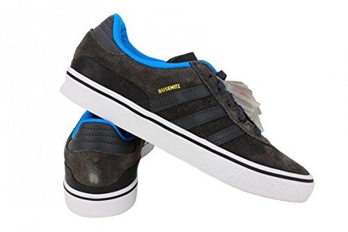 Uomo Skates chuh Adidas Skateboarding busenitz Vulc skateshoes Grau