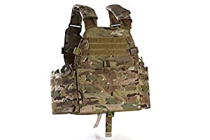 Airsoft RASPUTIN Plate carrier 94B Multicam