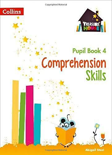 Comprehension Skills Pupil Book 4 (Treasure House)