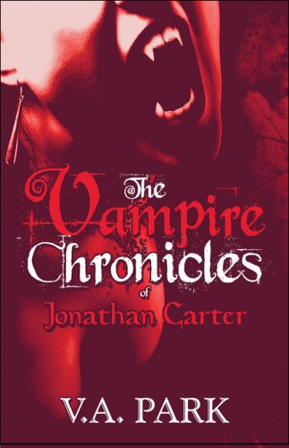 The Vampire Chronicles of Jonathan Carter Cover Image