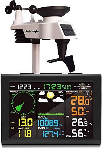 Imagen de Estación Meteorológica Sainlogic por menos de 200 euros.