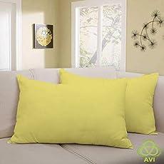AVI Pillow Protector Pair