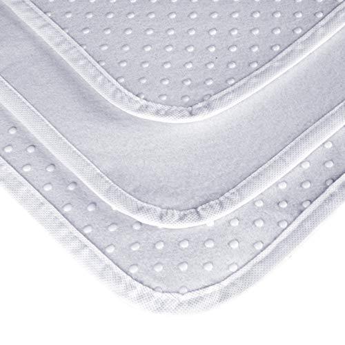 HOLISTAR Noppen Matratzenschoner mit Noppen 180x200cm,|Matratzen-Auflage, Unterbett Soft-Topper, Matratzenschutz Lattenrost Boxspring-Betten, Rutschfest und atmungsaktiv