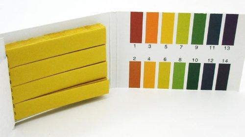 Onogal PH Test Meter 1 to 14 for Pool and Aquarium Peachimeter 80 Strips Paper 2374 1