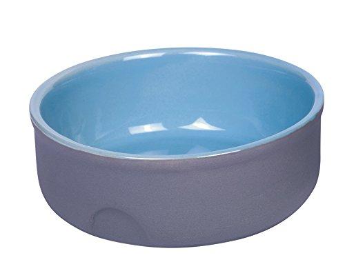 Nobby 73765 Keramik NAPF Feed, Grau/Blau