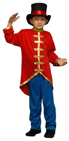 Imagen de disfraz de presentador de circo para niños de 2 4 años