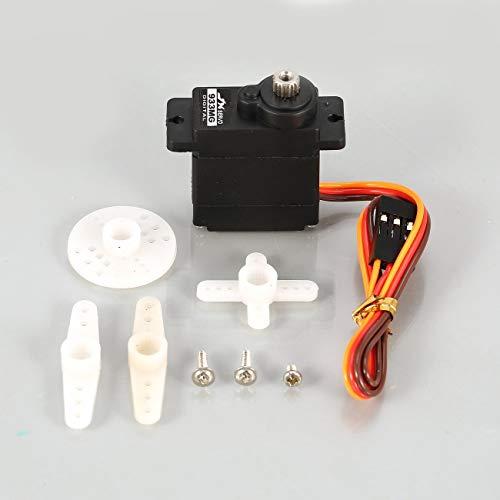 -933MG 4.8V-6V 3,5 kg Drehmoment Digital Servo Für 4CH Heli 1/18 RC Auto- JBP-X ()