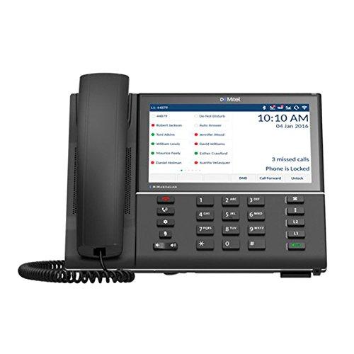 Aastra Mitel 6873 SIP téléphone - Executive SIP Phone avec 7