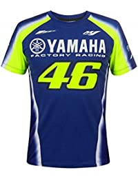 Yamaha Factory Racing Team Valentino Rossi VR46 - Camiseta MotoGP 2018, Small