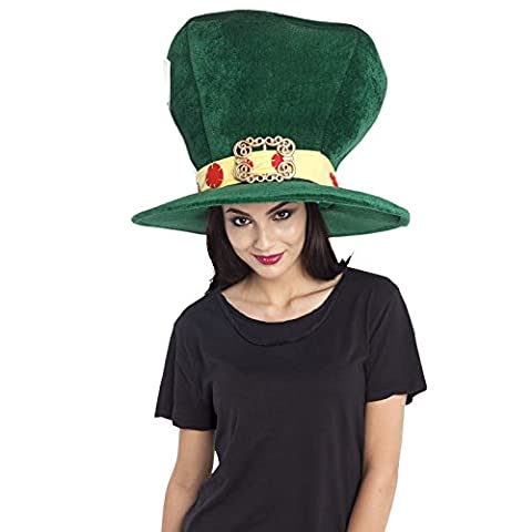Alice Au Pays Des Merveilles De Tim Costumes Burton Pour - Chapeau de costume Alice au Pays des