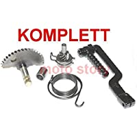 Xfight-Parts Kickstarterwelle 46mm 20Z 139QMA//QMB 4Takt 50ccm REX Qingqi RS 450