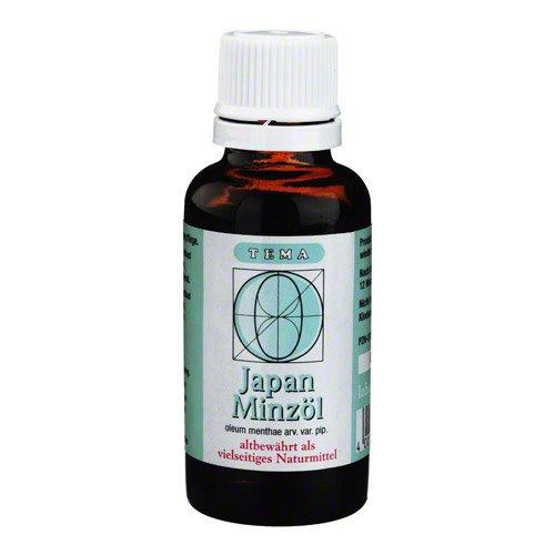 JAPAN Minzöl Tema 30 ml Öl
